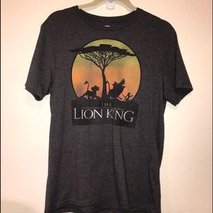 Disney from old navy lion king shirt Sz M for men